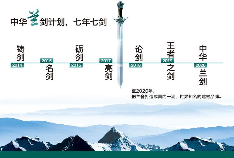 中(zhong)華蘭劍計劃