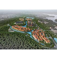 """技术与艺术完美结合,华为""""松山湖""""项目终选赢8娱乐1442"""
