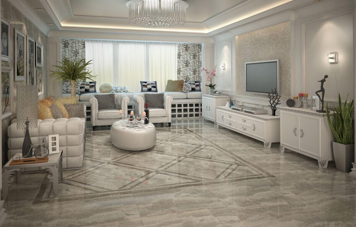 硅藻泥大气欧式沙发墙